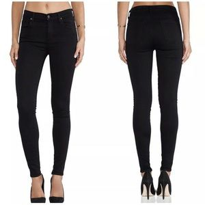AGOLDE   High Rise Sophie Skinny Jeans